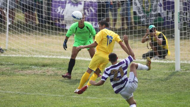 ASU Politehnica a castigat iar la scor in deplasare si ramane pe primul loc in Liga a IV-a