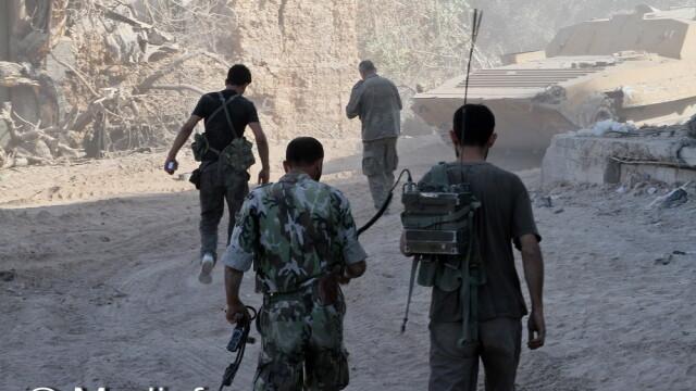 Expertii ONU care anchetau atacul chimic din Siria, vizati de lunetisti. Misiunea a fost suspendata