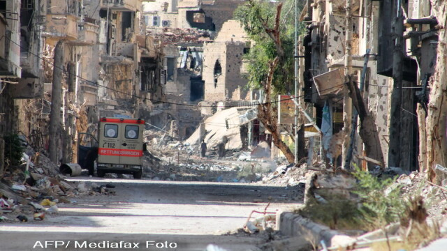 Noul presedinte din Iran vrea sa intermedieze negocieri intre Bashar al-Assad si rebelii din Siria - Imaginea 12