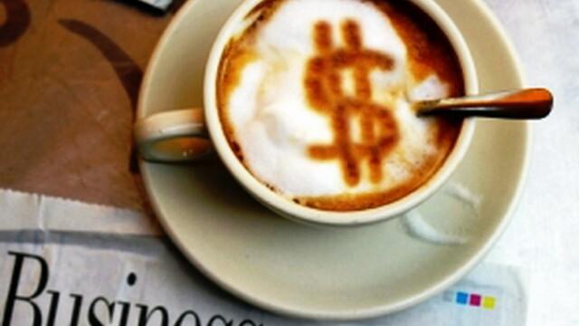 Cafea, dolari