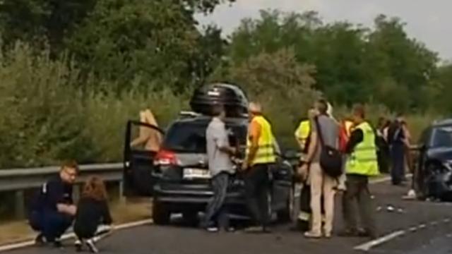 MAE: O singura persoana din cele 18 ranite in accidentul din Ungaria este in stare mai grava