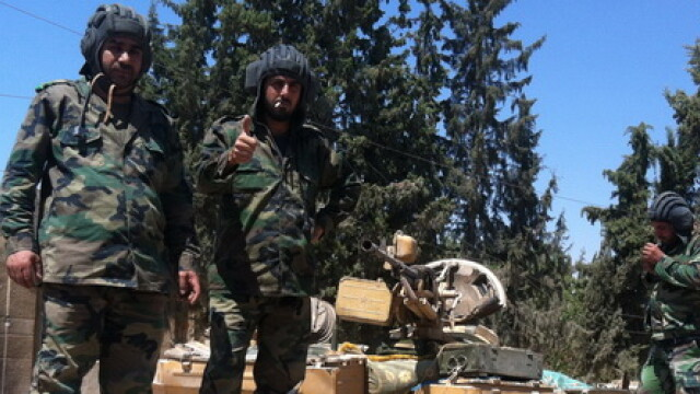 Noul presedinte din Iran vrea sa intermedieze negocieri intre Bashar al-Assad si rebelii din Siria - Imaginea 20