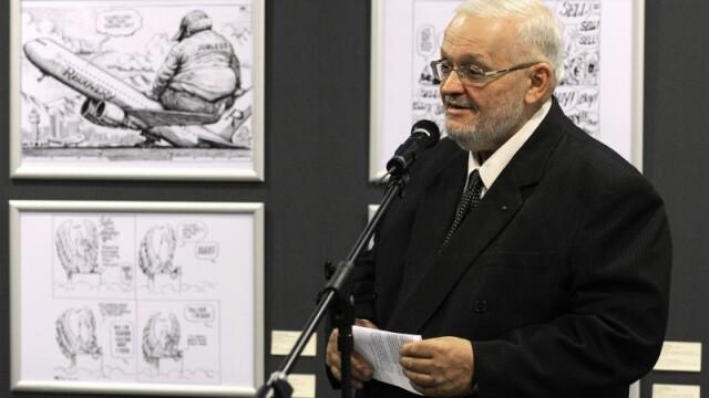 Mihai Oroveanu, directorul Muzeului National de Arta Contemporana, a decedat sambata