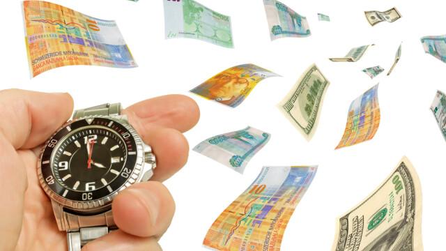 Topul celor mai mari venituri anuntate la FISC. Ce face romanul care a castigat in 2013 o mie de euro pe ora