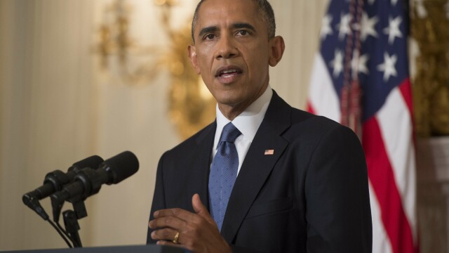 Barack Obama autorizeaza atacuri militare tintite in Irak. Oficial kurd: SUA a bombardat deja tinte jihadiste