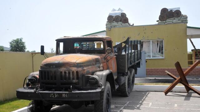 Criza in Ucraina. Statele Unite vor ca toate camioanele rusesti care transporta ajutoare spre aceasta tara sa fie verificate