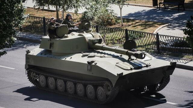 Criza in Ucraina. Moscova si Kievul au ajuns la un acord cu privire la ruta convoiului rusesc - Imaginea 4