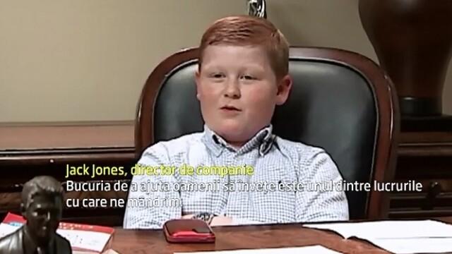 La doar 10 ani are propria lui afacere. Cum a reusit un pusti din SUA sa conduca o companie