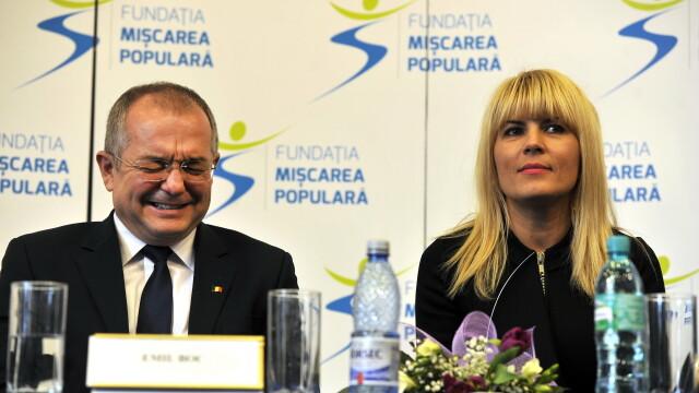 Emil Boc si Elena Udrea