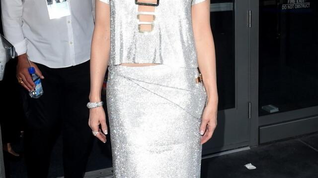 Moda la gala Emmy 2014: Vedetele au ales rosu si alb pentru defilarea pe covorul rosu - Imaginea 15