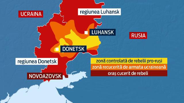Romania va cere NATO si UE arme pentru Ucraina. Traian Basescu: