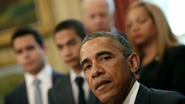 Barack Obama si-a lansat oficial planul contra unei \