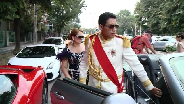 Zeci de amenzi pentru clanul Carpaci dupa nunta care a blocat orasul. Imagini de la o petrecere vizata acum si de Fisc
