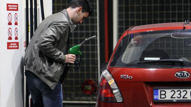 Benzinarie din Cluj, amendata dupa ce soferii s-au plans ca li s-au oprit masinile dupa alimentare. Reactia reprezentantilor