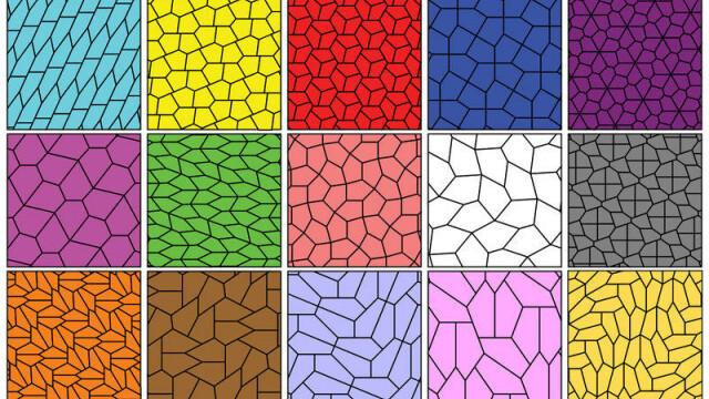 Trei matematicieni din Statele Unite ale Americii au descoperit o noua forma pentagonala