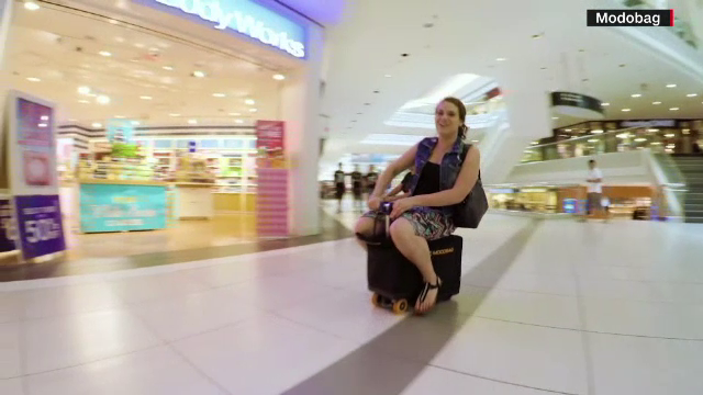 valiza scooter