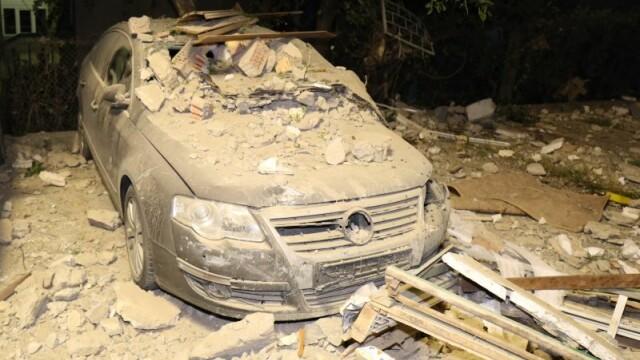 Doi batrani, sot si sotie, au murit in explozia din Iasi. \