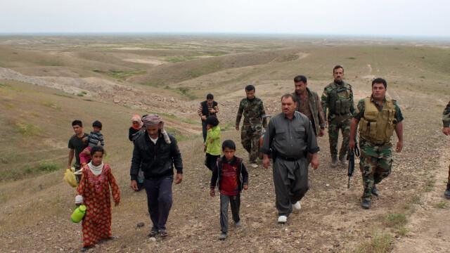 familii Irak - Agerpres