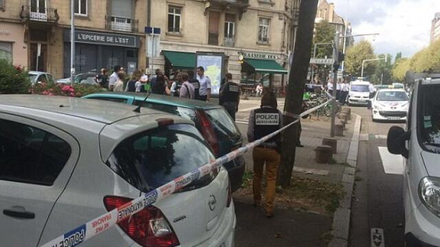 Un rabin a fost injunghiat, in Strasbourg. Agresorul ar fi strigat \