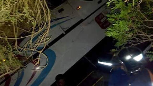 Tragedie pe o sosea din Algeria: un autobuz plin cu copii a cazut intr-o prapastie. Autoritatile acuza \
