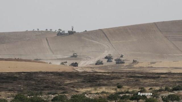 35 de civili morti si 70 raniti, dupa bombardamentele Turciei in Siria. Ankara anunta insa ca a ucis 25 de \