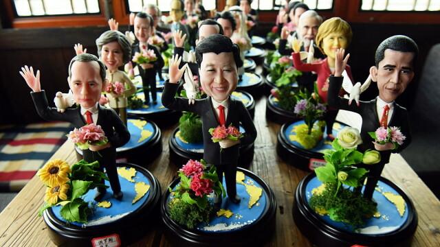 Pentru prima data, China gazduieste summit-ul G20, al marilor puteri ale lumii. Comunistii inchid fabricile si golesc un oras - Imaginea 2