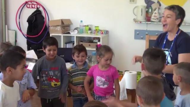 400 de copii rromi din Brașov, încântați să meargă la o școală de vară gratuită