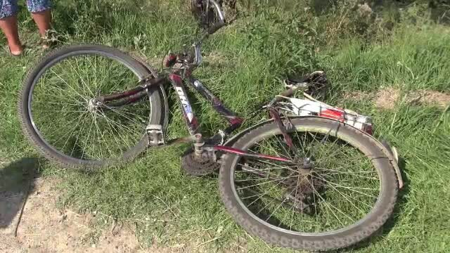 accident bicicletă