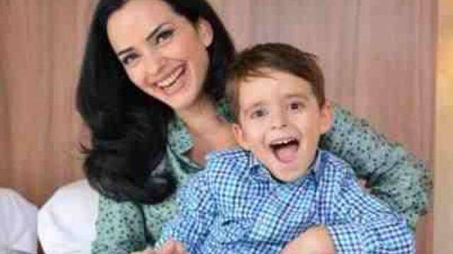 Magda Vasiliu, despre momentul în care a aflat că fiul ei de 8 ani are cancer
