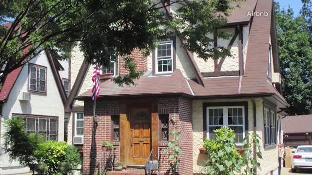 Casa în care a copilărit Donald Trump poate fi închiriată