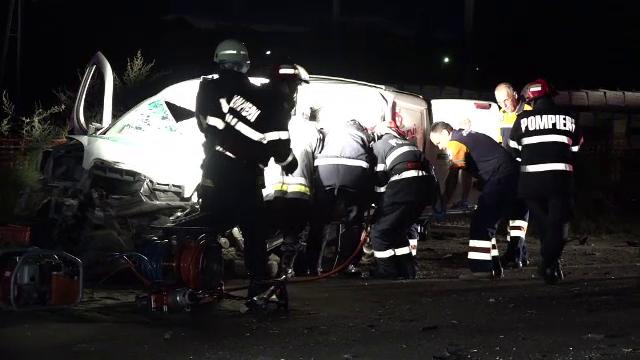 Accident mortal pe șoseaua de centură din Alba Iulia