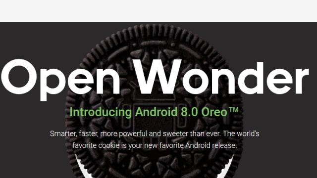 Android 8.0 Oreo