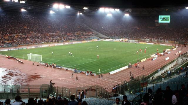 Stadionul din Roma