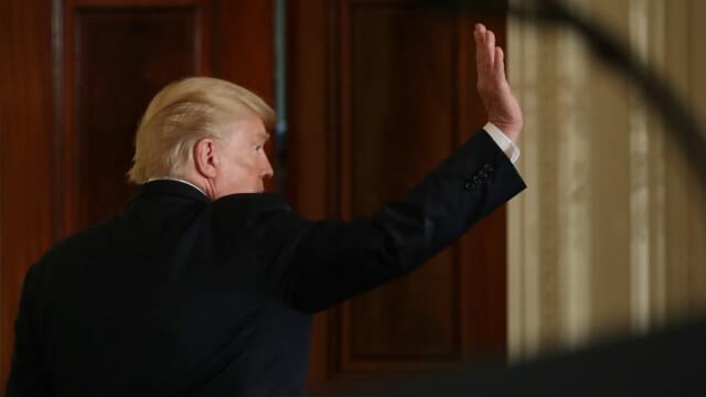 Donald Trump in Finlanda
