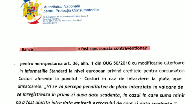sancțiuni bănci