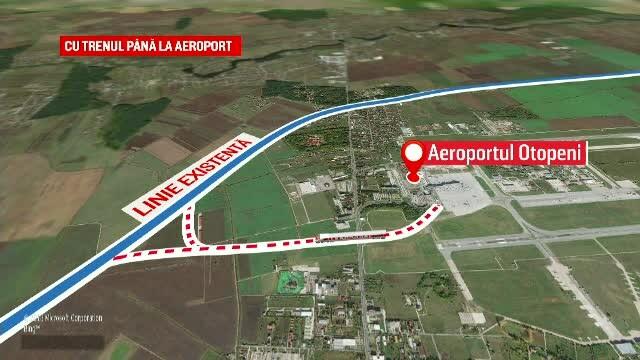 Noi promisiuni: Pod de cale ferată peste DN1, de la Otopeni la București, pentru CE de fotbal din 2020
