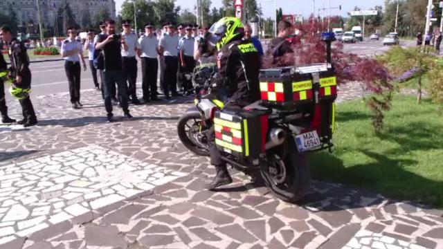 Medicii din Iași vor interveni în cazuri de urgență și pe două roți. Valoarea investiției