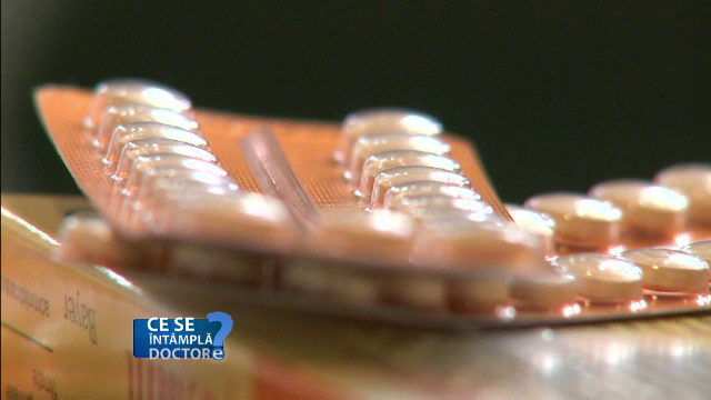 Pilulele contraceptive luate la întâmplare ani întregi pot genera leziuni grave în ficat