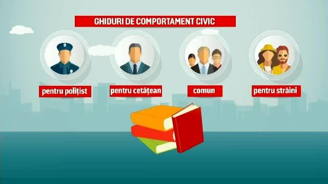 Poliţiştii vor învăţa de la un expert francez cum să comunice cu cetăţenii, după ultimele scandaluri