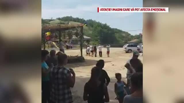 Cât de mult băuse şoferul din Galaţi care a lovit 5 copii. După accident, a vrut să-i bată pe părinţi