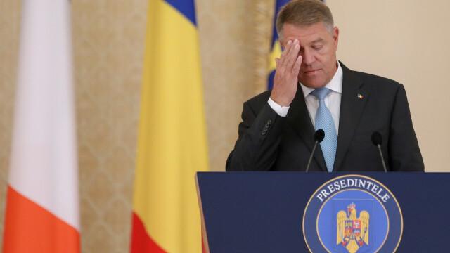Iohannis, despre referendum: A fost dominat de campanii de dezinformare grave