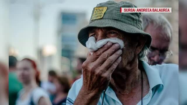 Plângere penală depusă de familia protestatarului mort după mitingul din 10 august