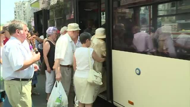 Reguli de călătorie în mijloacele de transport în comun, în perioada stării de alertă