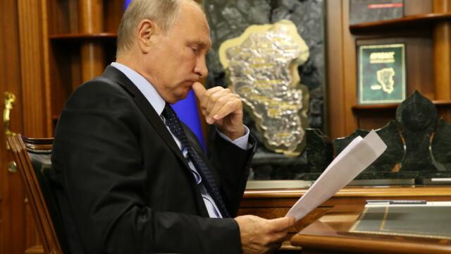 Vacanţa lui Vladimir Putin: în aer liber, în Siberia, împreună cu directorul FSB. FOTO