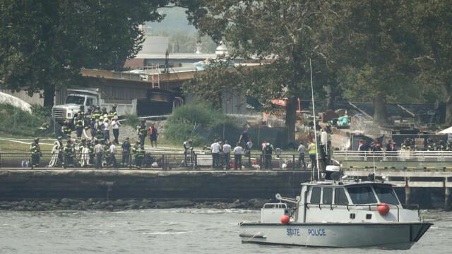 Incendiu la Statuia Libertății. Au fost evacuate 3.000 de persoane