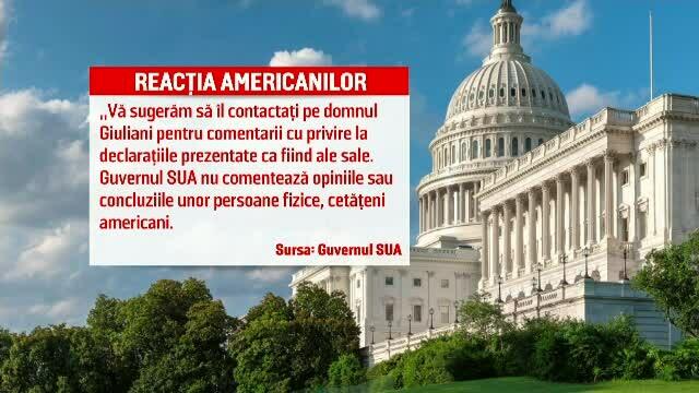 replica ambasadei SUA