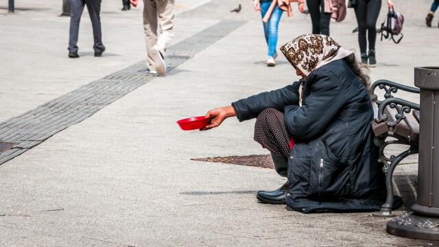 Orașul în care cerșetorii sunt obligați să obțină o autorizație specială