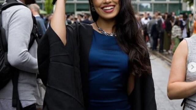 Cine e noua Miss Anglia. Are un IQ uriaș și știe cinci limbi străine. GALERIE FOTO - Imaginea 2