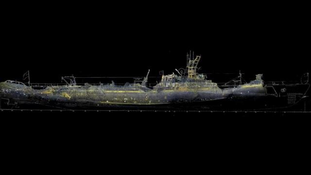 Submarin din al Doilea Război Mondial, dispărut în prima misiune, găsit după 80 de ani