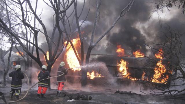 Doliu național în Tanzania, după explozia în care au murit 64 de oameni. Alți 70, răniți - 5